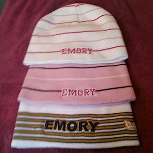 Accessories - Emory University Beanies